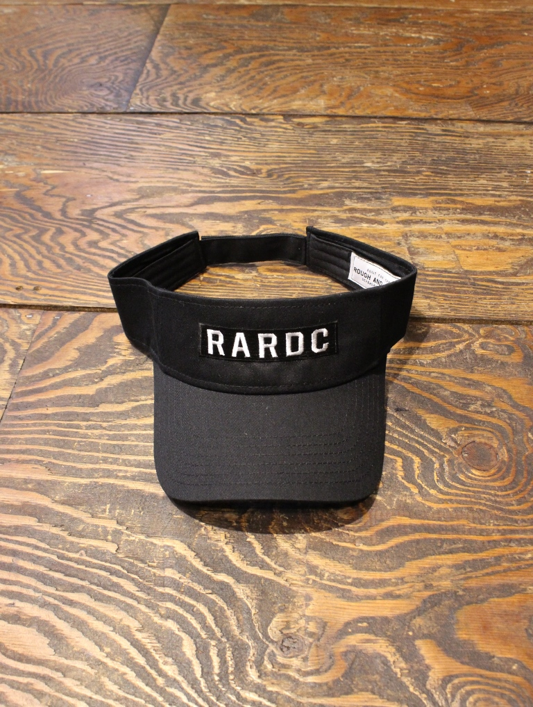ROUGH AND RUGGED  「 SG CAP 」 サンバイザー