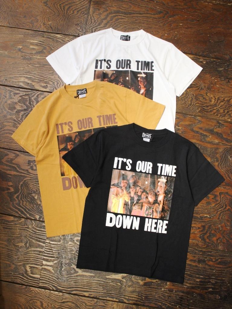 CUT RATE  「THE GOONIES T-SHIRT」 プリントティーシャツ