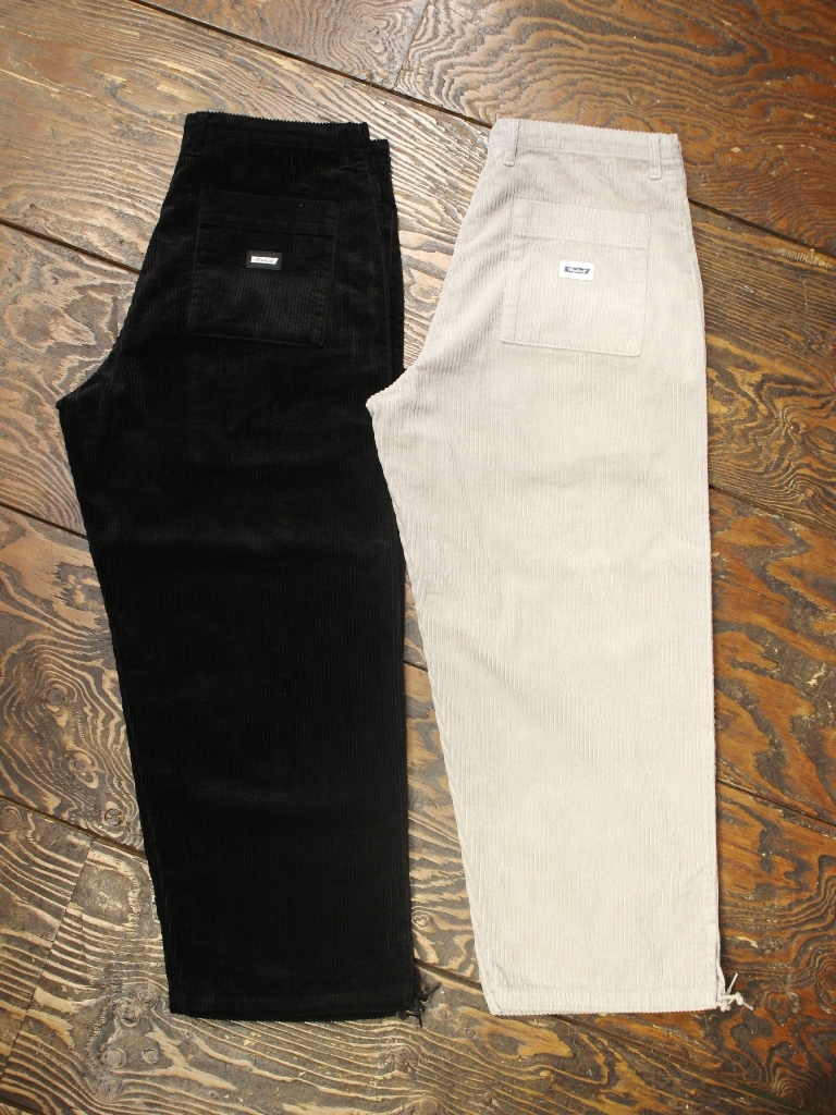 RADIALL   「TARIKA - WIDE FIT CARGO PANTS」 コーデュロイカーゴパンツ