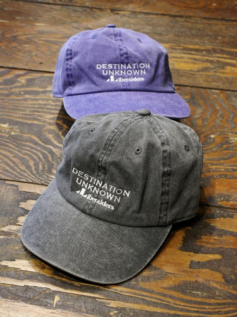 Liberaiders  「 PIGMENT 6PANEL CAP 」  6パネルキャップ