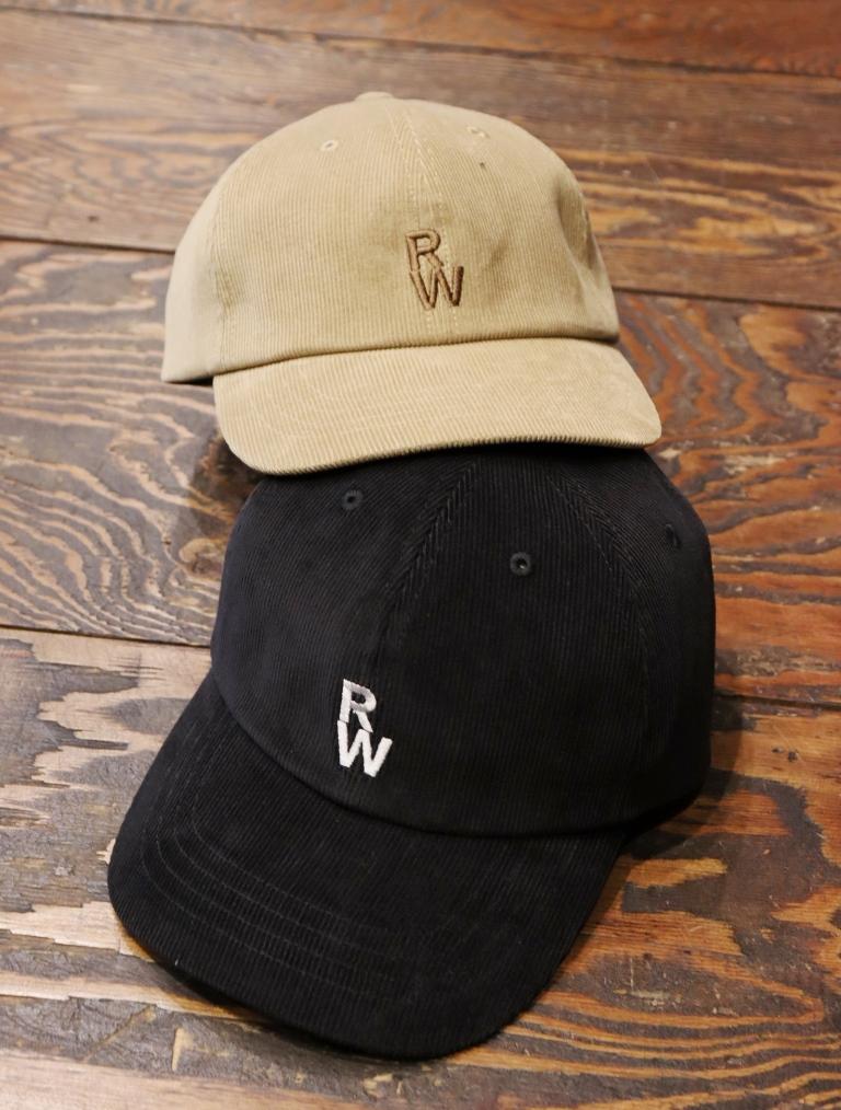 ROTTWEILER  「 ORIGINAL CORDUROY CAP 」  コーデュロイキャップ