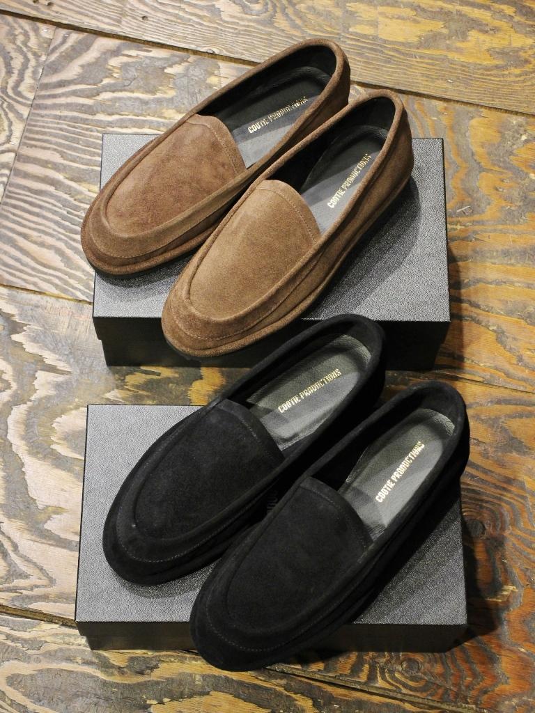 COOTIE  「Raza House Shoes」 スウェード ハウスシューズ