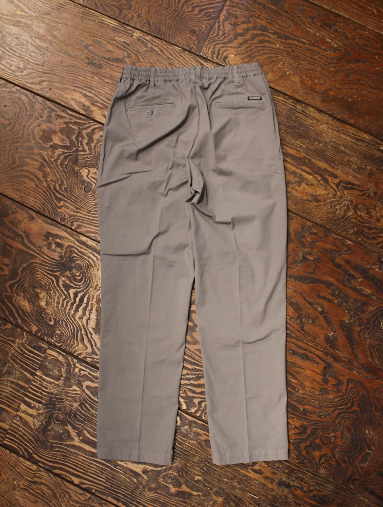 COOTIE   「 Weather Cloth Work Trousers 」  イージータイプワークトラウザー