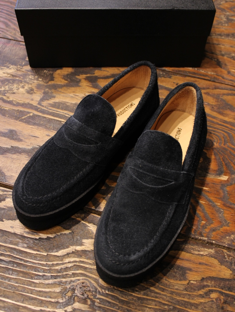 COOTIE  「Raza Loafer 」 スウェードローファー