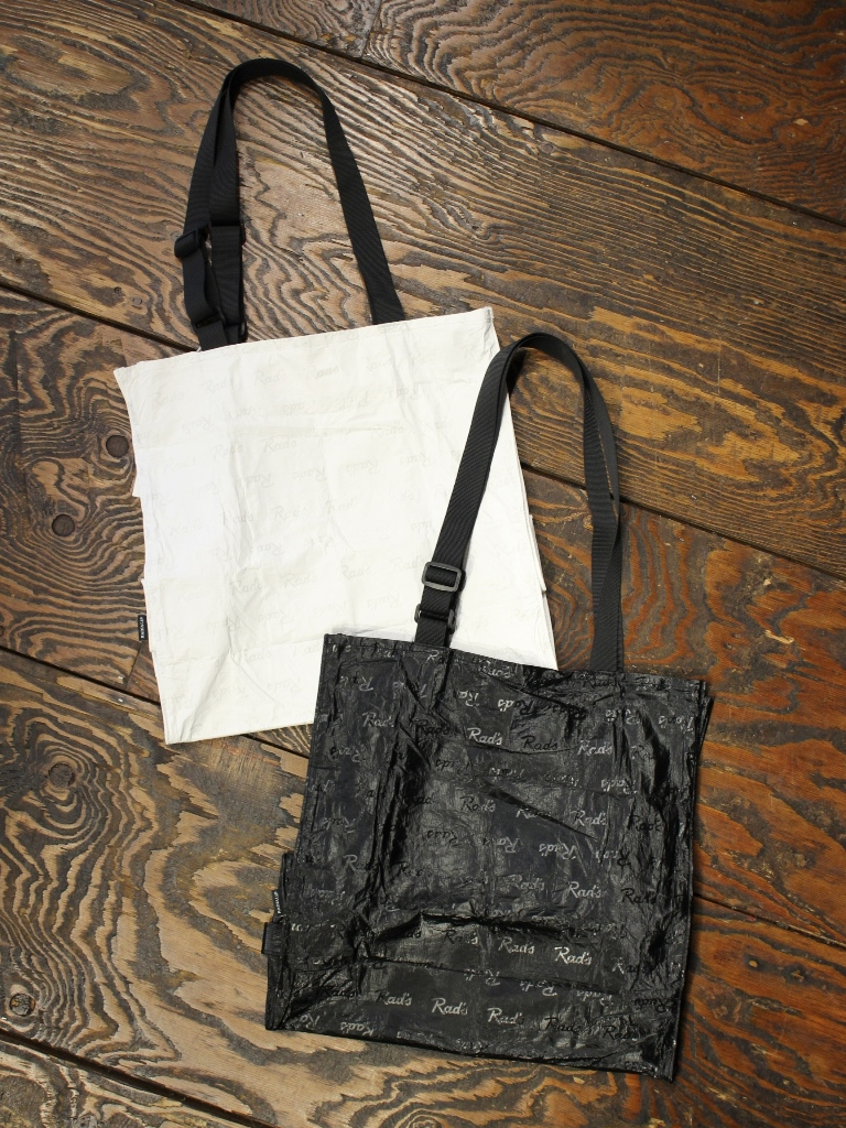 RADIALL  「 RAD'S - TOTE BAG 」  トートバッグ