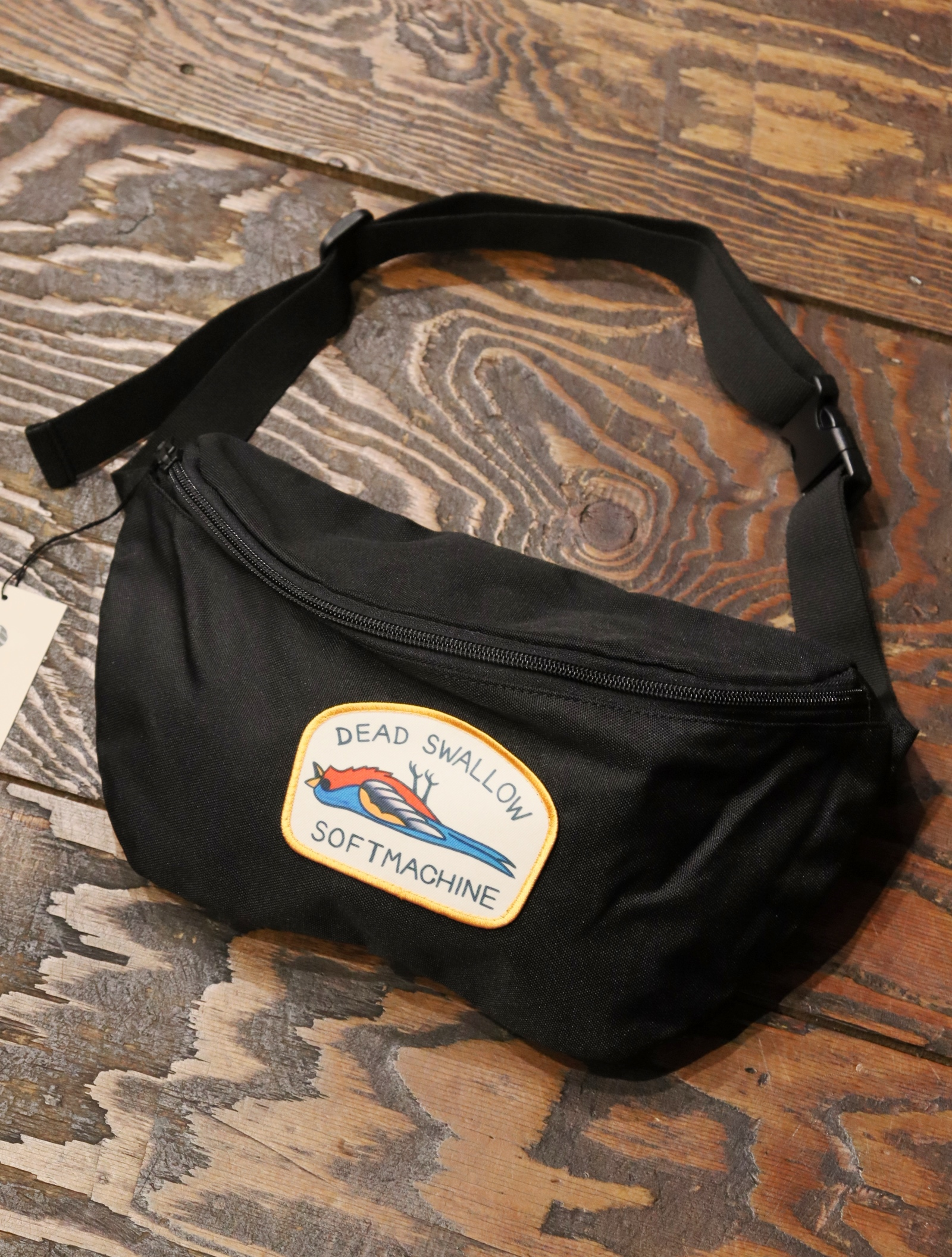 SOFTMACHINE  「DEAD SWALLOW  WEST BAG」 ウエストバッグ