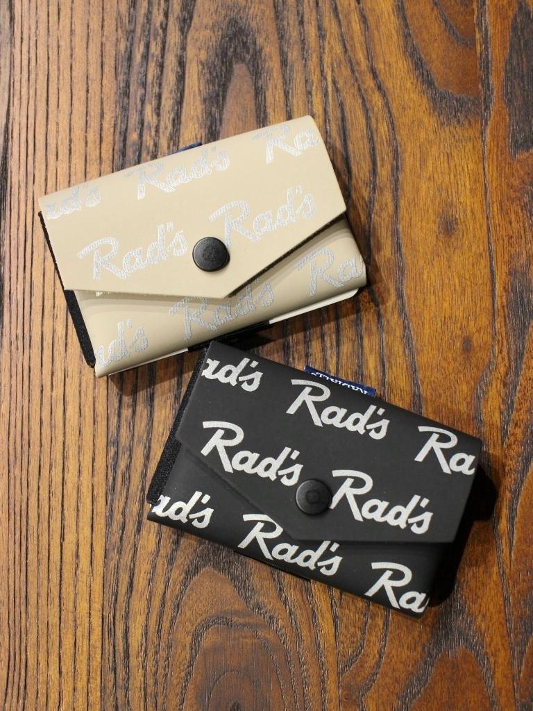 RADIALL    「RAD'S - TINY WALLET」  レザーミニウォレット