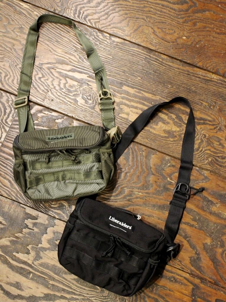Liberaiders  「TRAVELIN' SOLDIER SHOULDER BAG」  ショルダーバッグ