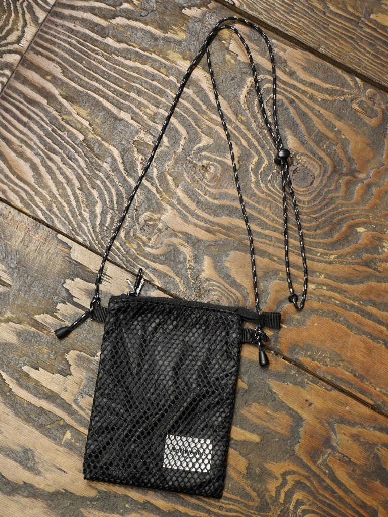 ROTTWEILER  「 MESH SHOULDER POUCH  」  ショルダーポーチ