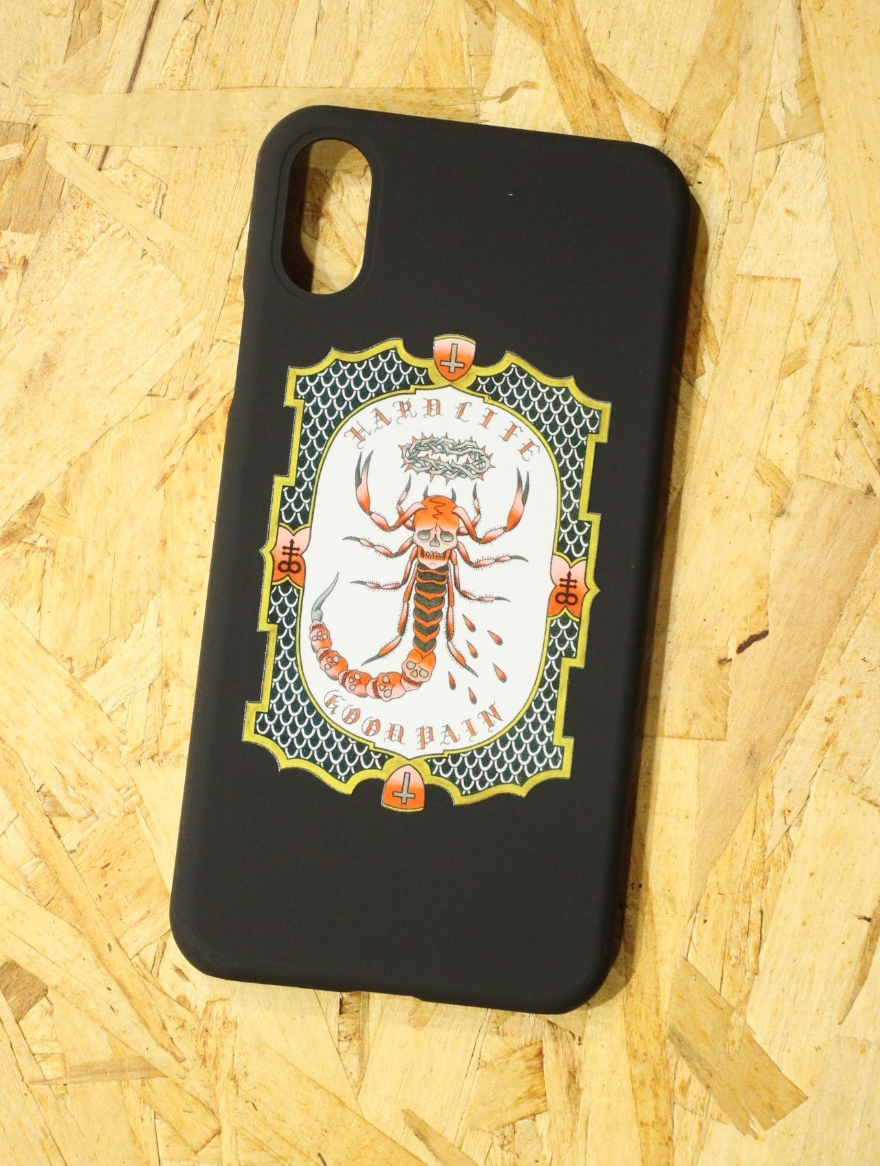 SOFTMACHINE   「GOOD PAIN SCORPION iPhone CASE X & XS」 iPhone X & XS ケース