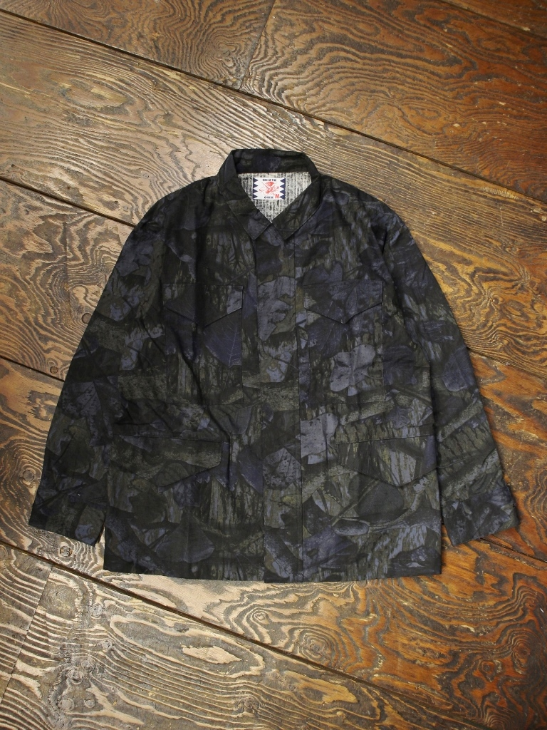 SON OF THE CHEESE  「 CAMO 65 SHIRT 」 ミリタリーシャツジャケット