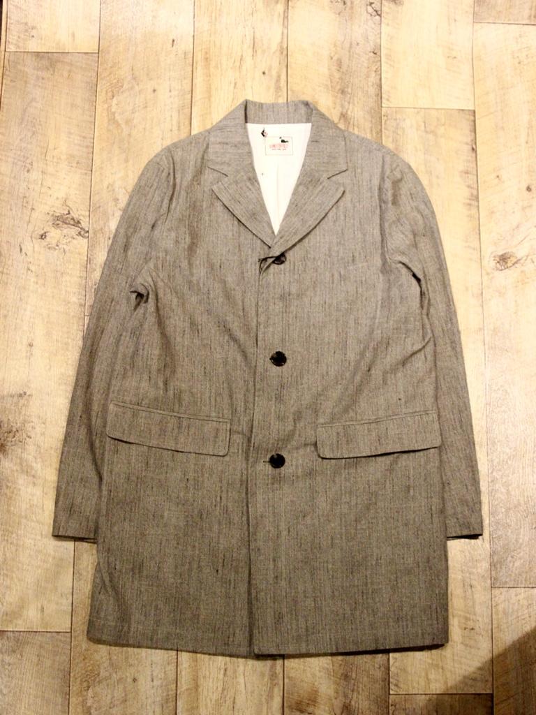 GANGSTERVILLE   「HARLEQUIN - COAT <GRAY>」  コート