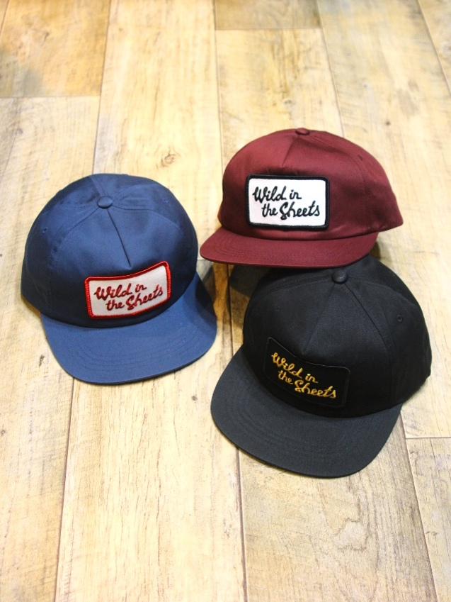 CUT RATE  「 WAPPEN CAP」 ワッペンキャップ