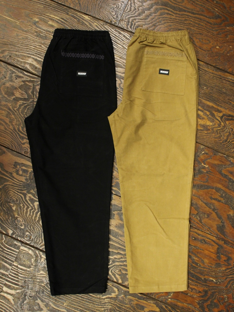 RADIALL   「MUSCLE SHOALS - STRAIGHT FIT EASY PANTS 」 イージーパンツ