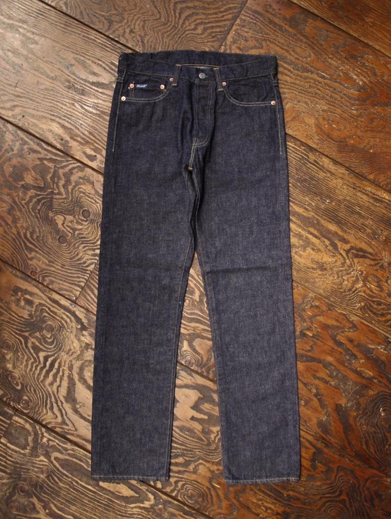 RADIALL  「KUSTOM 235B-SLIM FIT PANTS」 スリムフィット デニムパンツ