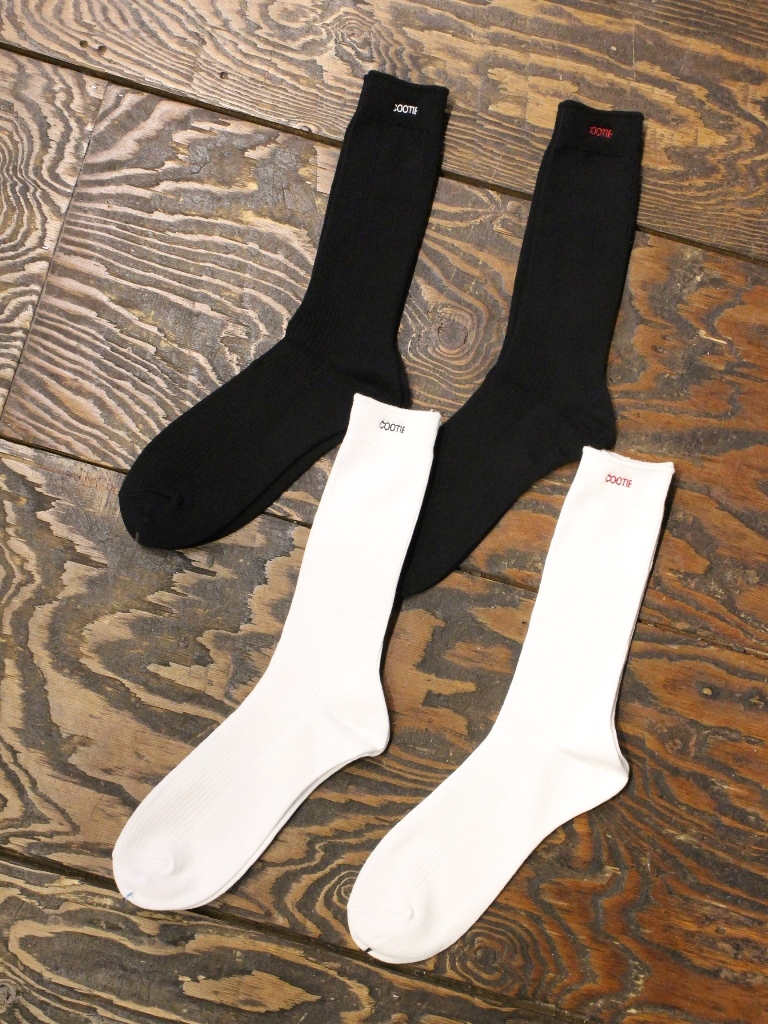 COOTIE    「Raza Socks (Rib) 」 ソックス