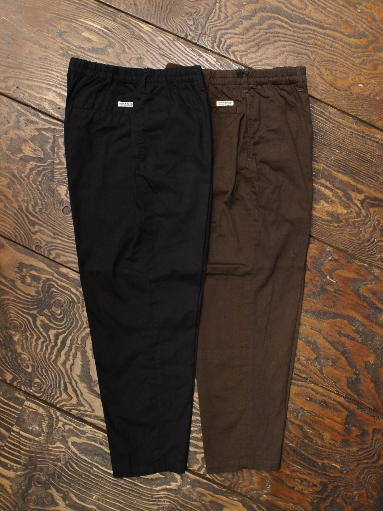 COOTIE  「Drill Tapered Easy Pants」 コットンイージーパンツ
