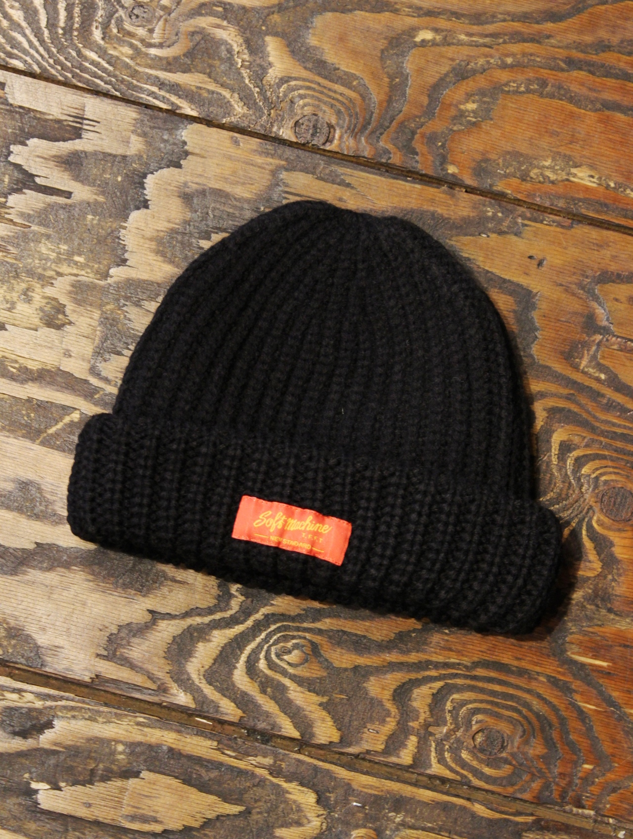 SOFTMACHINE   「DAILY KNIT CAP」 ニットキャップ