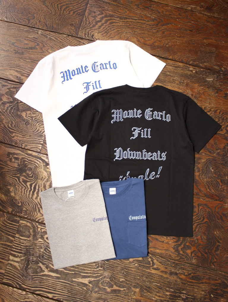 RADIALL  「LAID BACK - CREW NECK POCKET T-SHIRT」 ポケットティーシャツ
