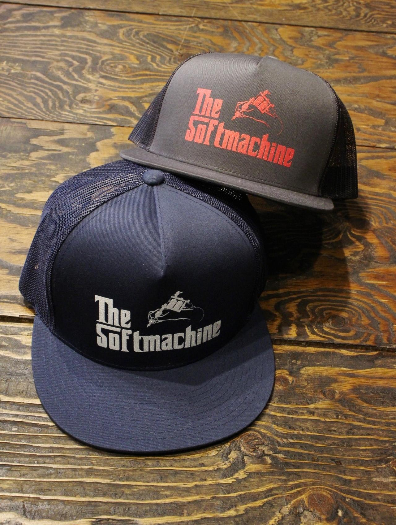 SOFTMACHINE  「GOD MESH CAP」 メッシュキャップ