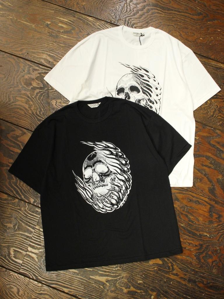 COOTIE  「Print S/S Tee (MAGICAL DESIGN) 」 プリントティーシャツ