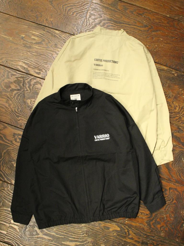 COOTIE  「 Ventile Track Jacket 」 トラックジャケット
