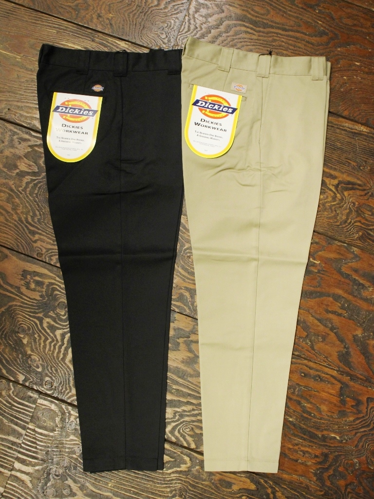 COOTIE × Dickies  「 T/C Tapered Trousers 」 テーパードトラウザー