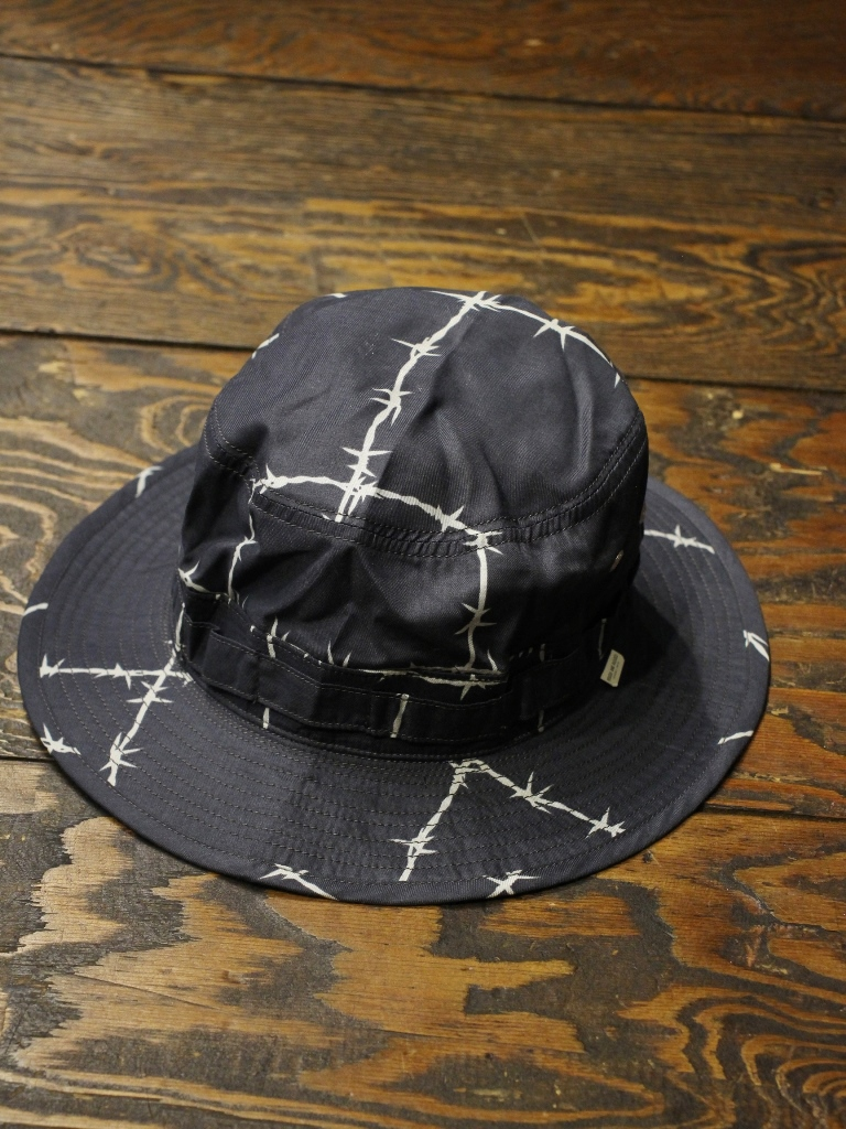 ROUGH AND RUGGED  「CRUST LAPULE」  バケットハット