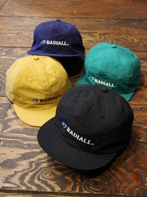 RADIALL  「LOGOTYPE - BASEBALL CAP」 ベースボールキャップ
