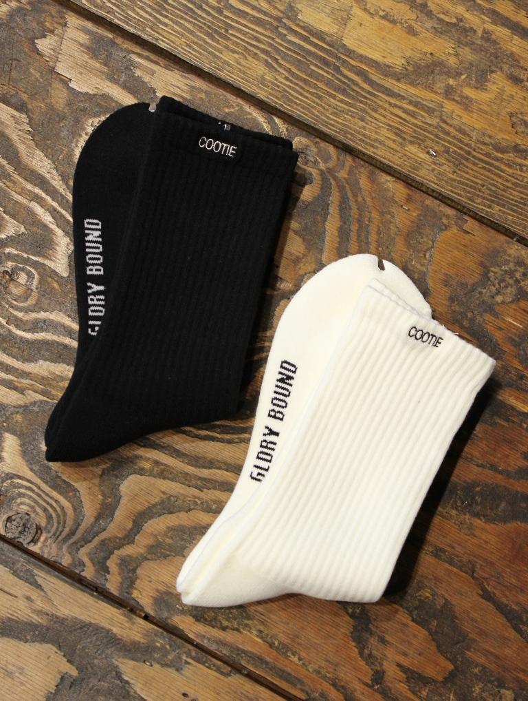COOTIE   「 Raza Socks 〈PLAIN〉」  ソックス