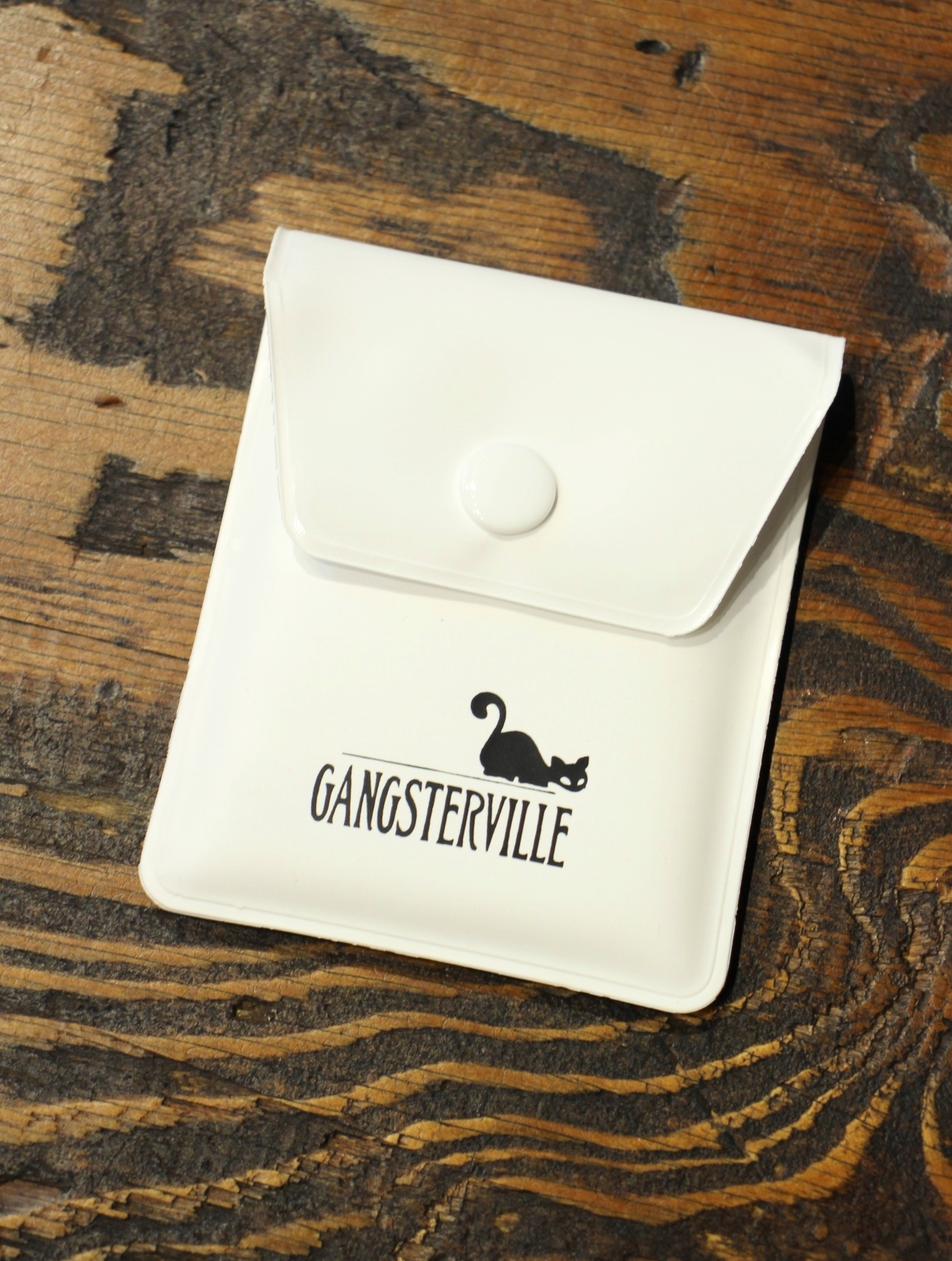 GANGSTERVILLE   「GANGSTERVILLE - PORTABLE ASHTRY」   携帯灰皿