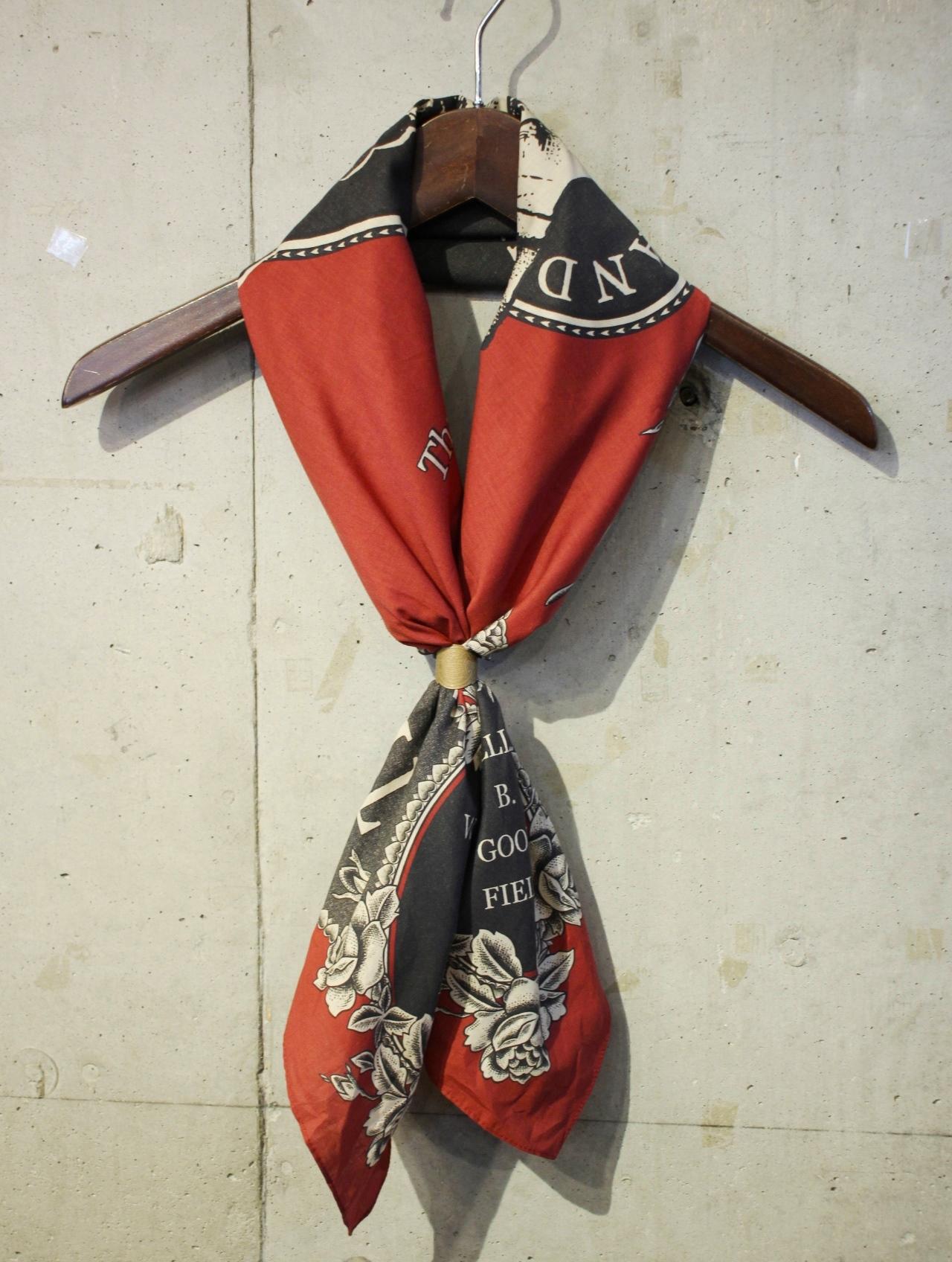 GLAD HAND   「GH  - SCARF」  スカーフ