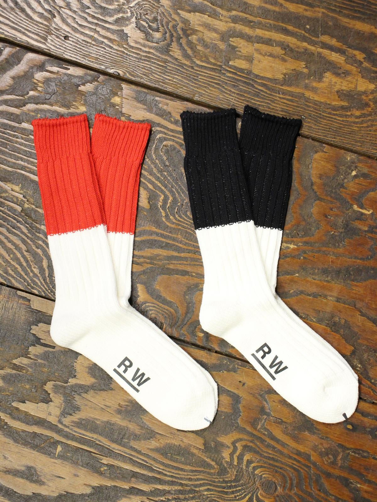 ROTTWEILER   「Pile Line Socks 」  リネンソックス