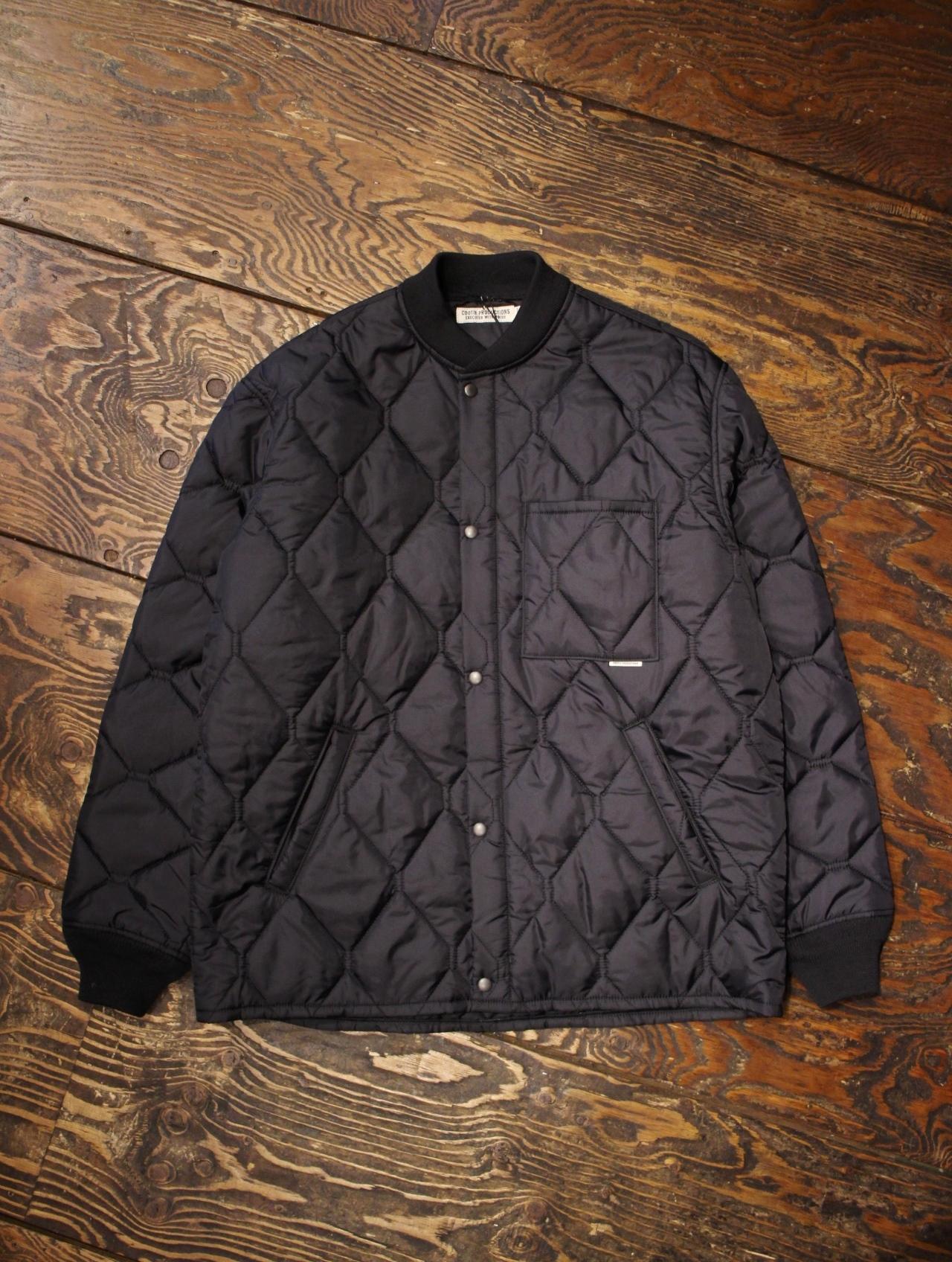 COOTIE  「CWU-9 Quilting Jacket」 キルティングジャケット