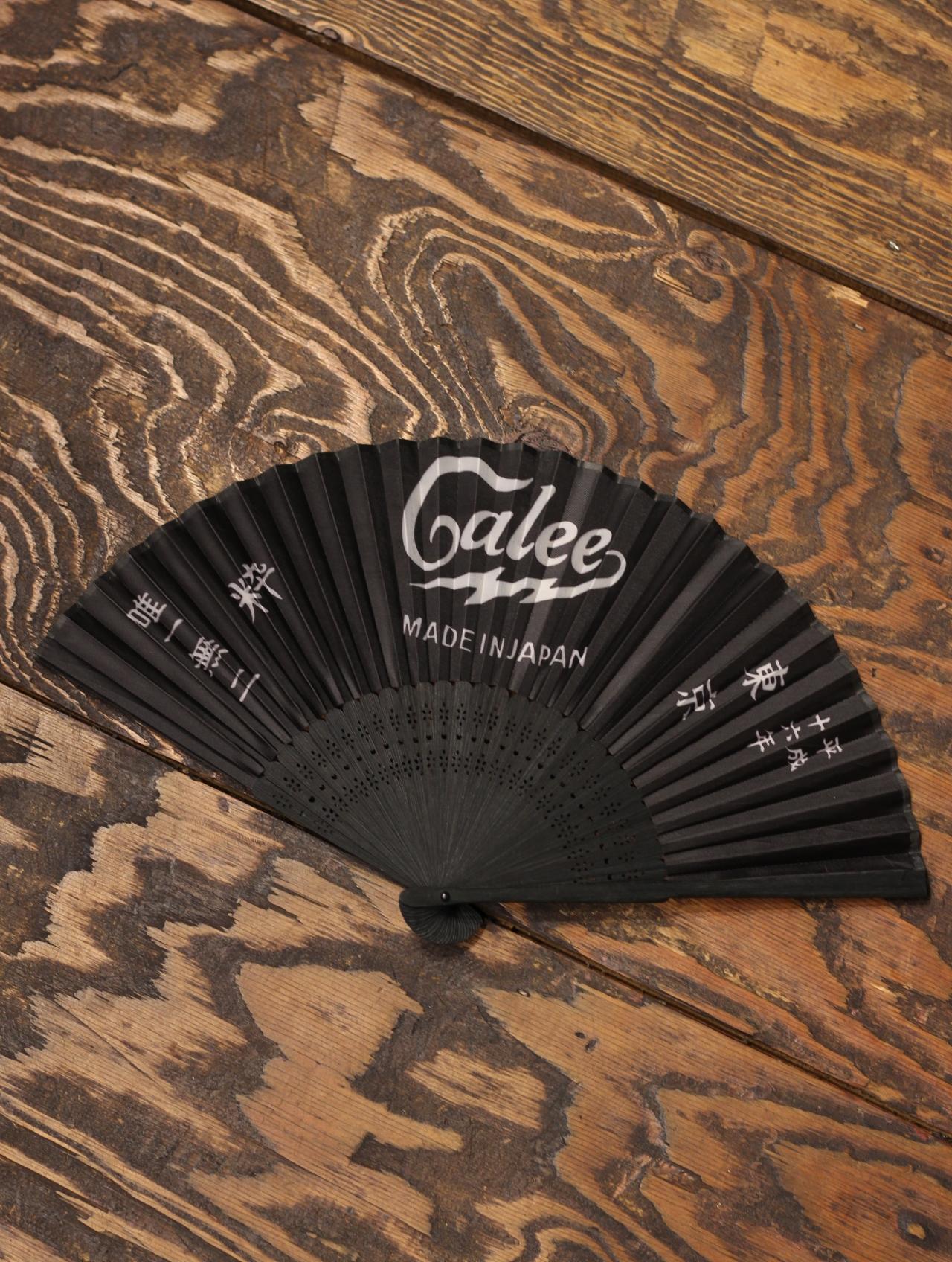 CALEE  「ORIENTAL FAN」 オリジナル扇子