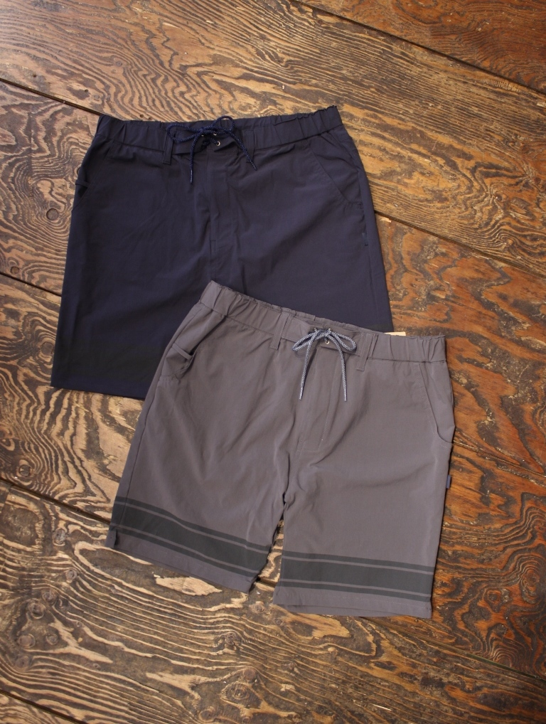 ANASOLULE    「LEISURE SHORTS」 ボードショーツ