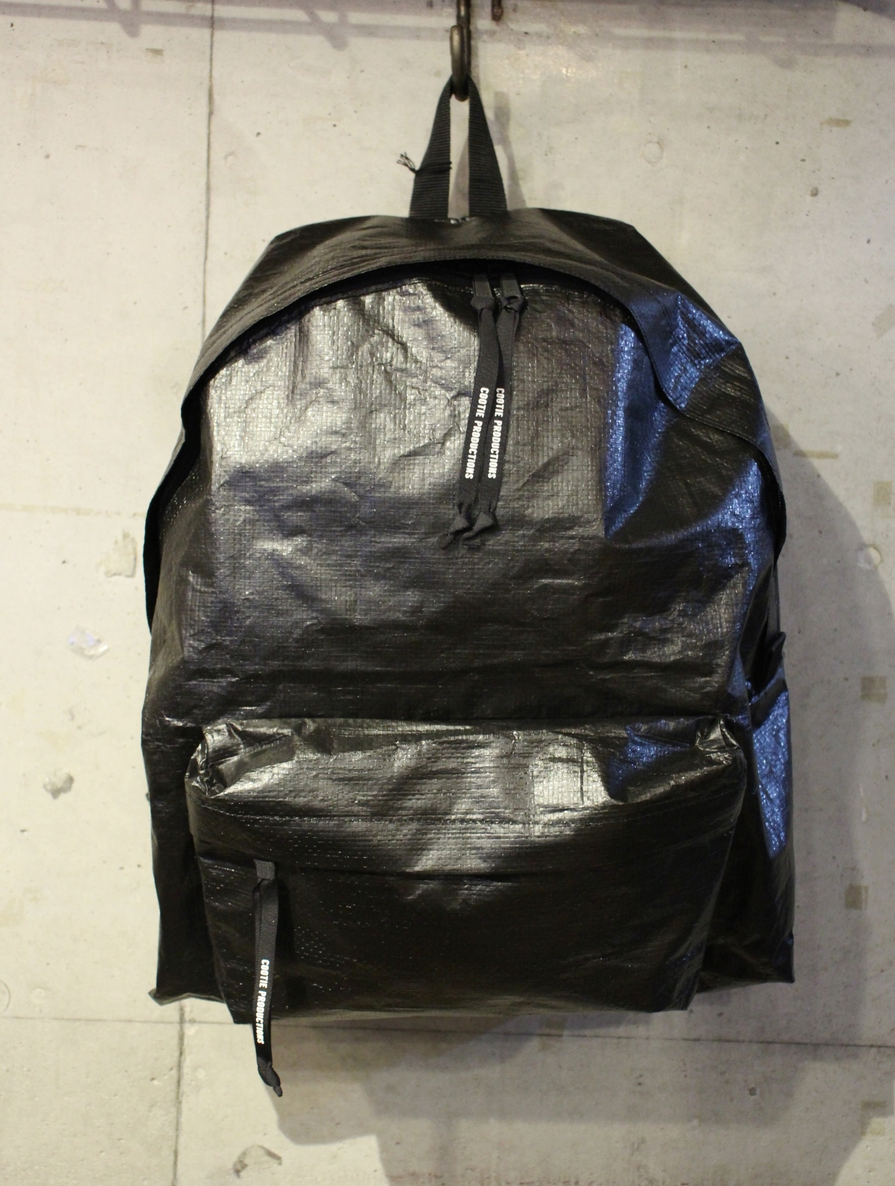 COOTIE   「 PE Backpack 」  バックパック