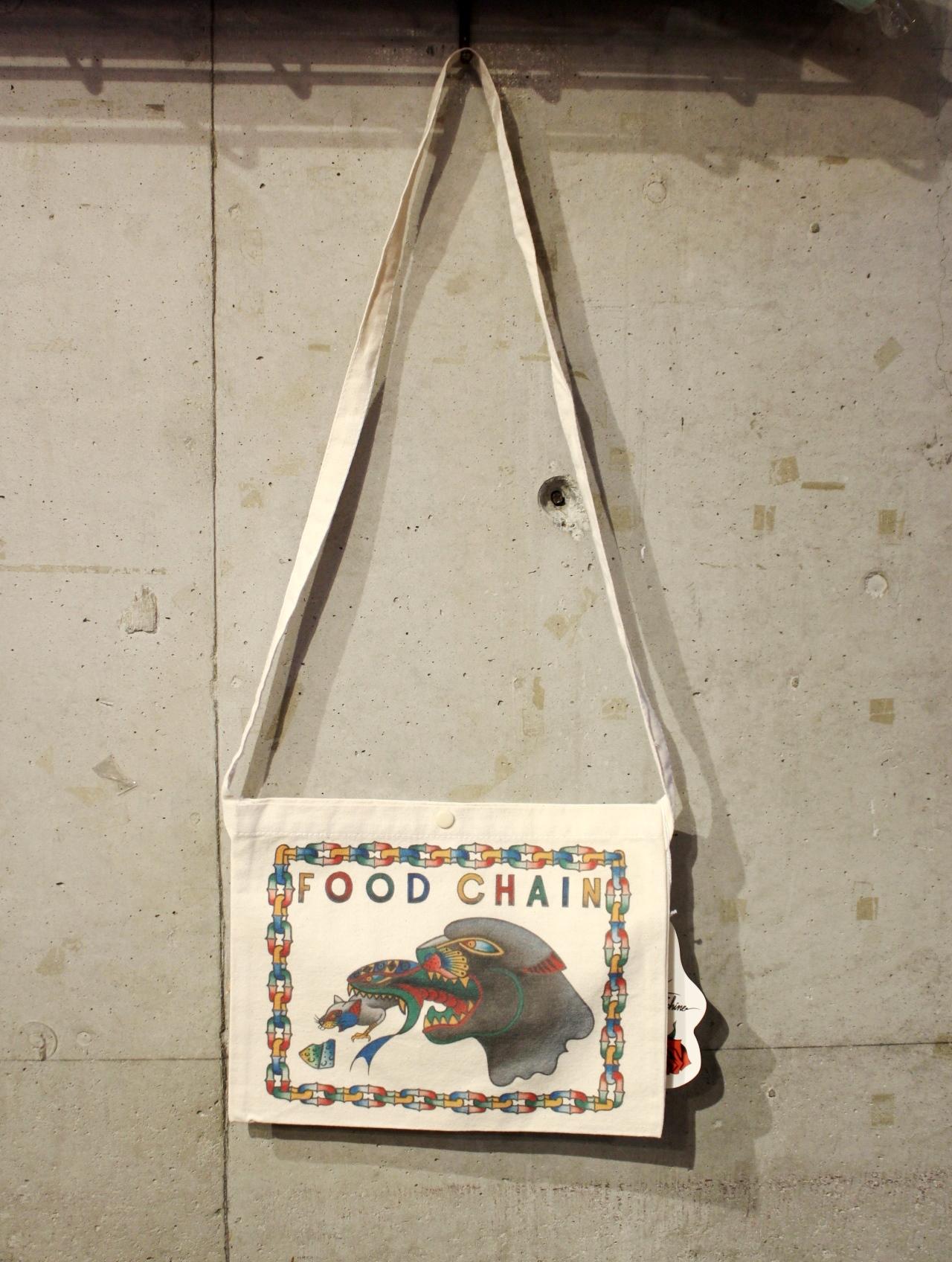 SOFTMACHINE  「FOOD CHAIN SACOCHE 」  サコッシュ