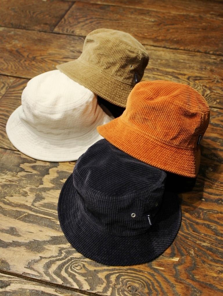 RADIALL  「KING CAB - BUCKET HAT」  バケットハット