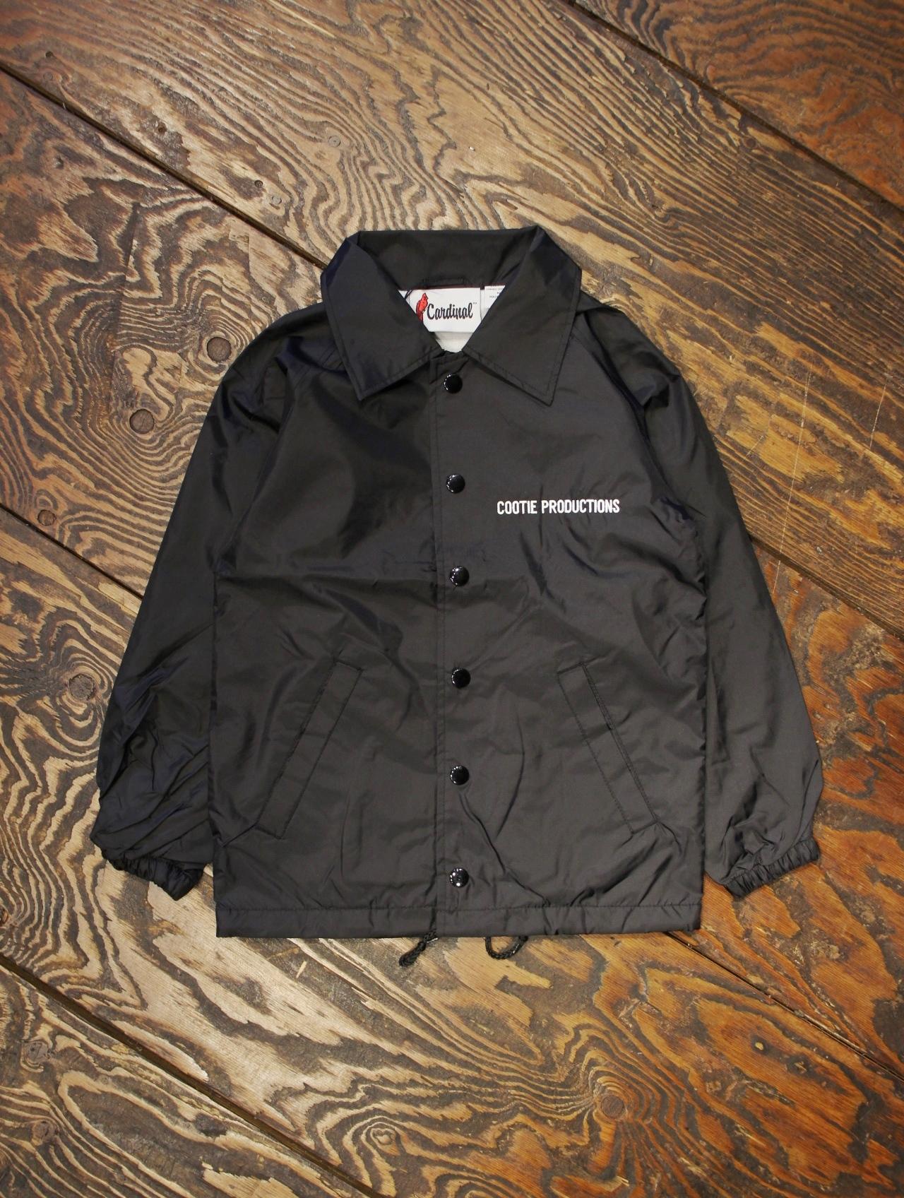 COOTIE  「Nylon Coach Jacket 」 KID'S ナイロンコーチジャケット