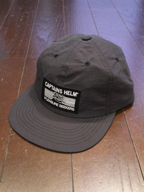 CAPTAINS HELM 「#OUTDOOR TM CAP」 キャンプキャップ