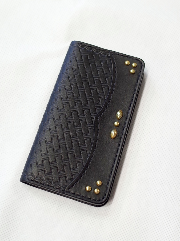 DEXTER  「Leather iPhone Case」 iPhone 6、6s 専用 レザーケース