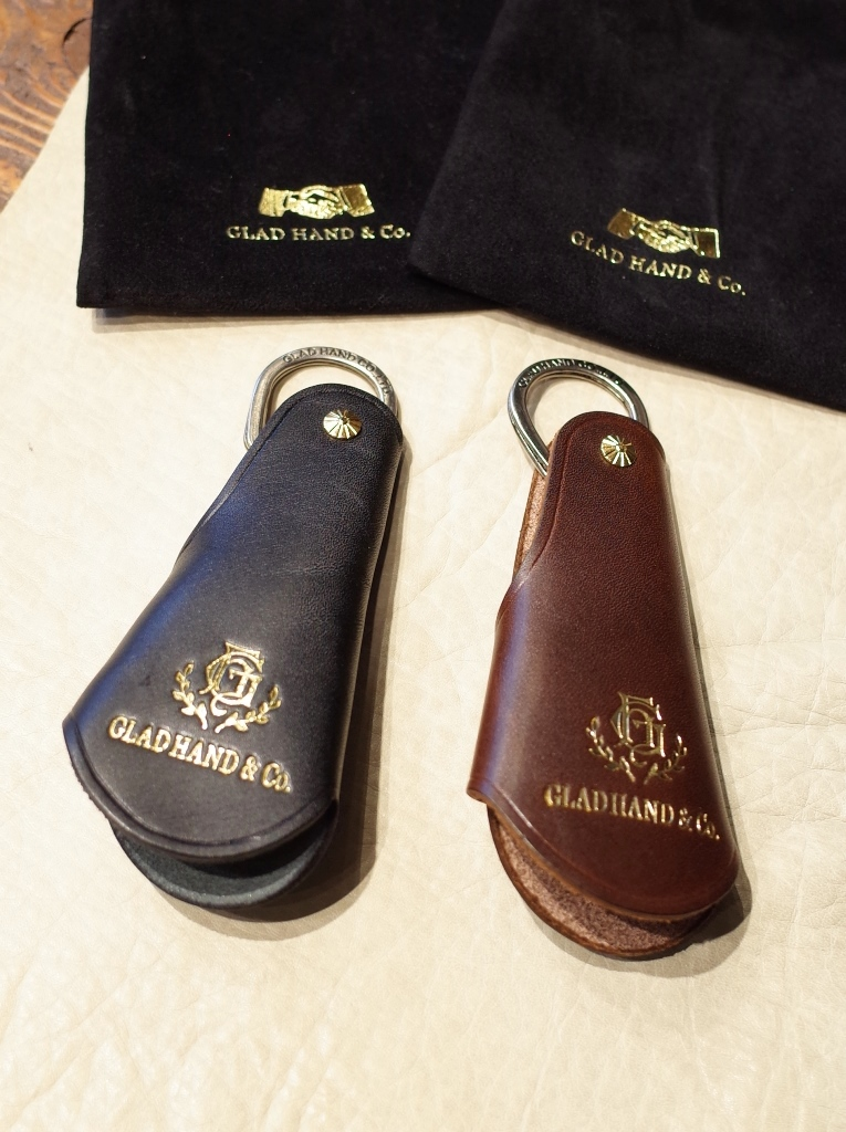 GLAD HAND   「GH LEATHER-SHOE HORN CASE」  レザーシューホーンケース