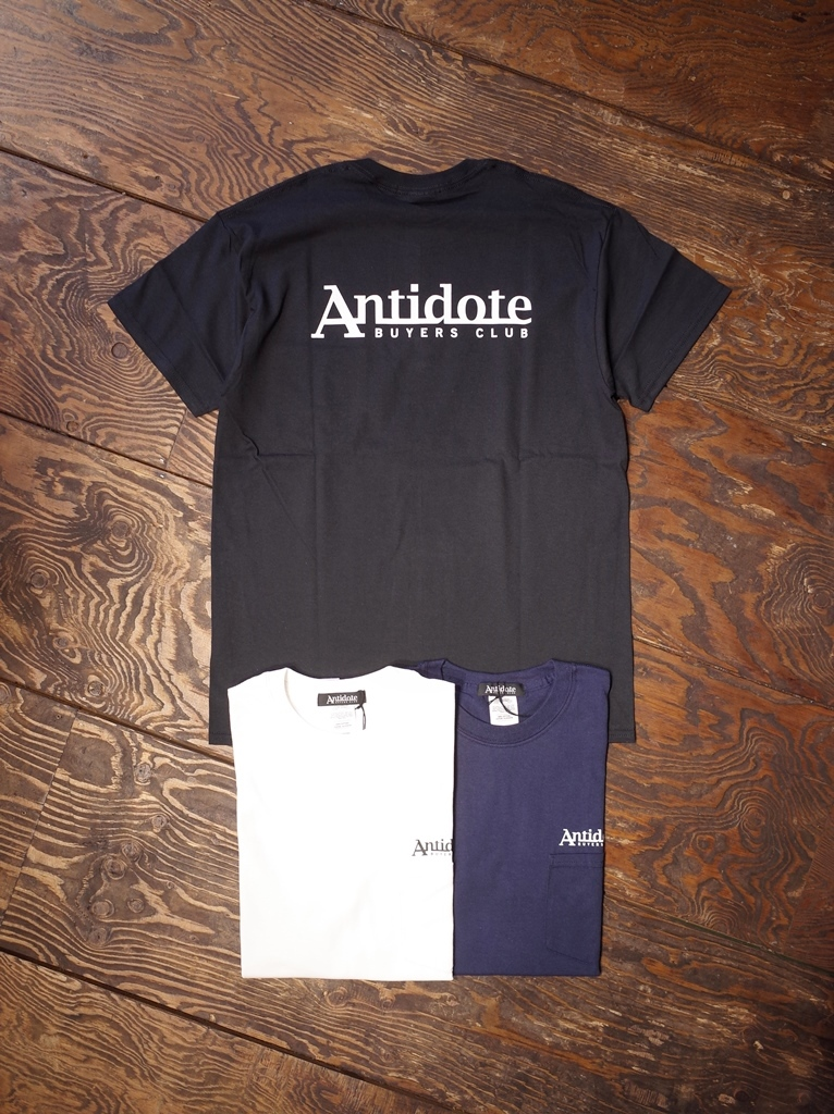 ANTIDOTE BUYERS CLUB by Cootie Productions   「Print S/S Pocket Tee (CLASSIC)」 ポケットティーシャツ