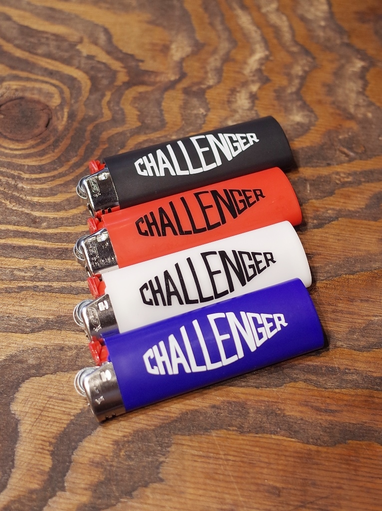 CHALLENGER   「 LOGO LIGHTER」  ライター