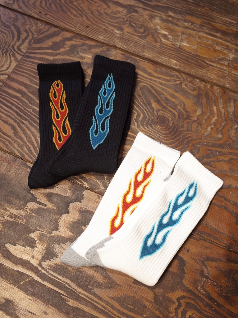 RADIALL  「2PAC SOX HELL」  ソックスセット