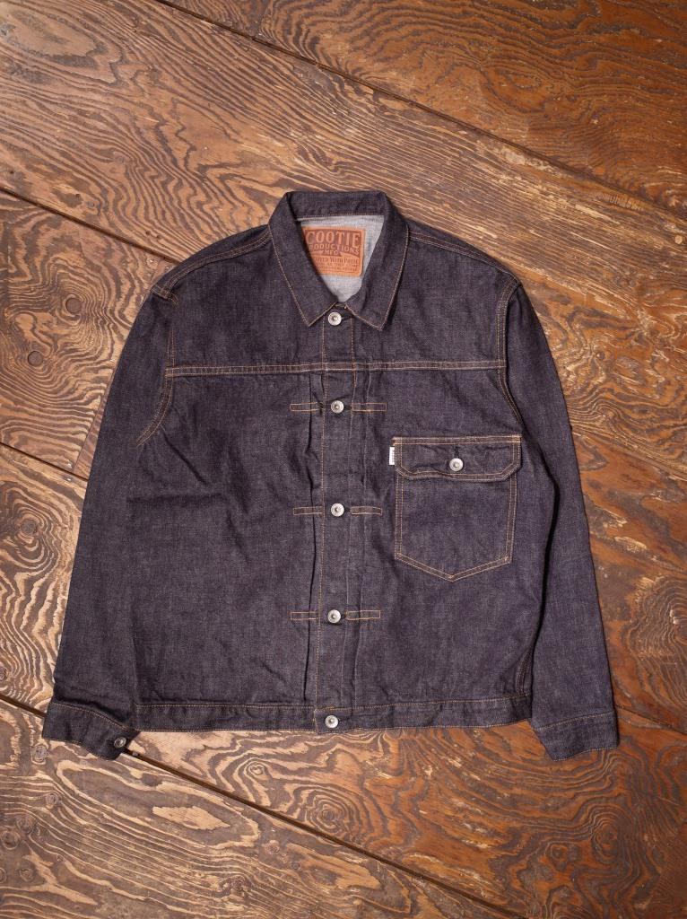 COOTIE  「 Type 1 Denim Jacket 」 デニムジャケット