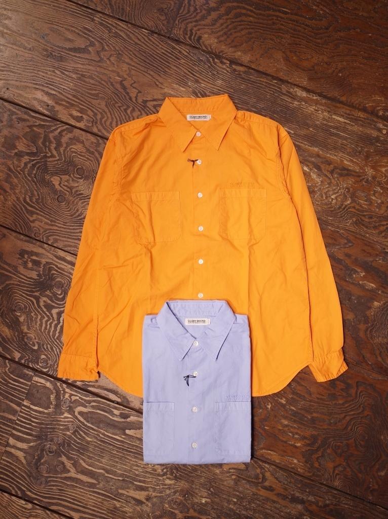 COOTIE  「 Broadcloth Work Shirt 」 ブロードクロスワークシャツ