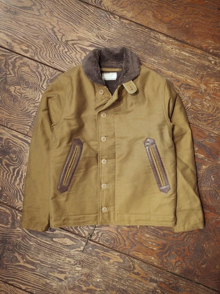 TROPHY CLOTHING  「N-1 TR mfg. 」  N-1 デッキジャケット