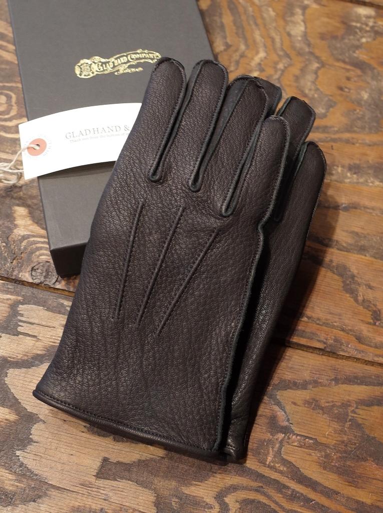GLAD HAND   「GH - GLOVE」  レザーグローブ
